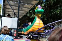 A dragon ride. Of course.